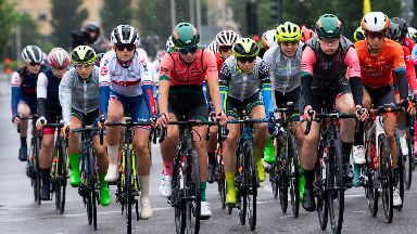 Tour of Scotland women's cycling August 2019