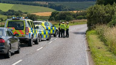 A97: A man died at the scene.