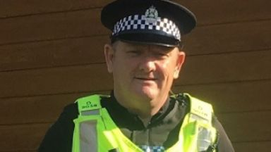 Roy Buggins: The 51-year-old served for 29 years. Police officer dead
