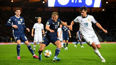 Scotland remain in fourth place in Group I.