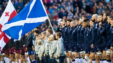 Scotland: The organisation played the wrong national anthem.