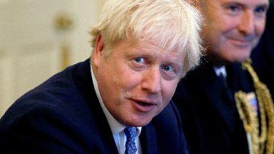 Boris Johnson September 19 2019.