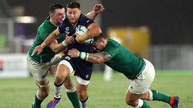 Ali Price Scotland v Ireland World Cup 2019