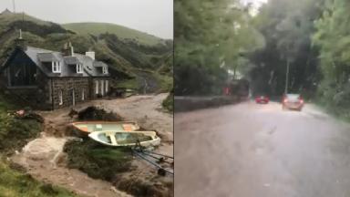 Flooding Aberdeenshire