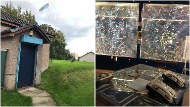 Dundee nuclear bunker