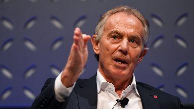 Warning: Tony Blair on Brexit.