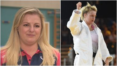 Stephanie Inglis, former judo star, now coaching in new role October 2019