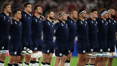 Scotland team Rugby World Cup