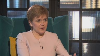 Nicola Sturgeon at SNP Conference in Aberdeen Monday October 14 2019