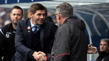 Gerrard and Levein
