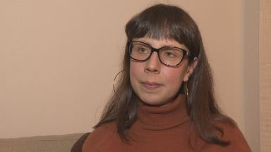 Ellen Maloney, 37, is in recovery from anorexia and says Christmas can be tough with an eating disorder