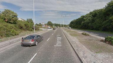 Aberdeen: A pedestrian has died.