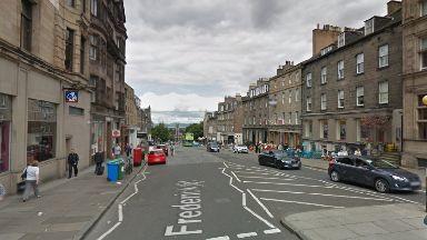 Attack: Frederick Street.