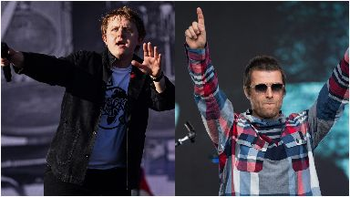 Lewis Capaldi Liam Gallagher