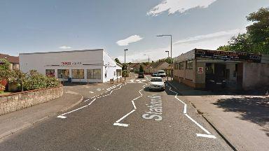 Station Road, Cardenden