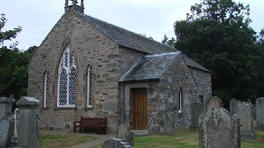St Anne's Church, Dowally