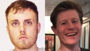 Killer: Liam Hay, left, murdered Anthony McGladrigan.
