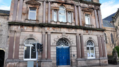 Premises Photograph for Forres Town Hall (IV36 1BU)