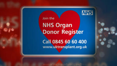 Organ donation: Should the scheme be changed?