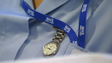 Nurse: NHS stay staff need 'work/life balance'.