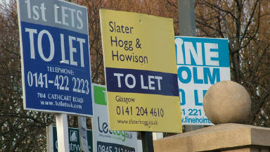 Property sales: House prices going down on average.