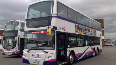 Buses facing problems