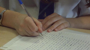 Exams: Hundreds of senior pupils have been affected by school closures.
