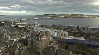 Dundee pylon project transforms skyline