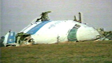Lockerbie bomber release - in video
