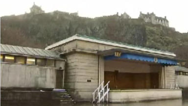 Ross Bandstand: 'Nearing the end of its useful life.'