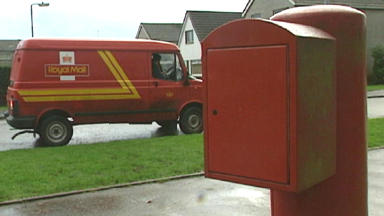 Scottish postal union bosses say Royal Mail are inflaming dispute