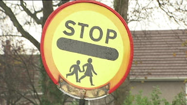 Drink-drive: Lollipop man crashed while over legal limit (file pic).
