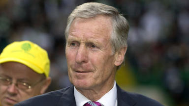 Ready and waiting: Billy McNeill is ready to assist Neil Lennon at Celtic.