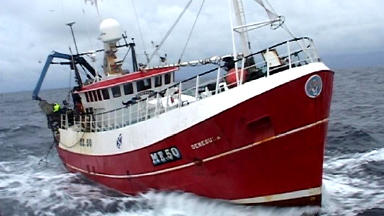 Scottish fisheries: The £11m funding could enable investment of up to £48m.