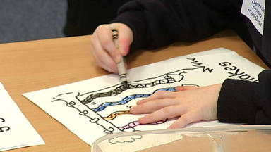 Scots teacher numbers fall again