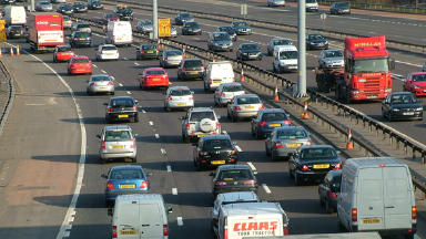 Roadworks: Motorists warned of disruption (file pic).