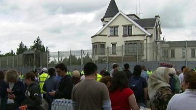 Glasgow asylum seekers released