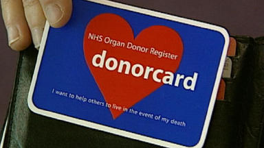 Organ donation: Scots urged to sign up ahead of World Kidney Day.