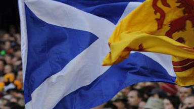 Scottish celebrations: Events held to honour St Andrew around the world.