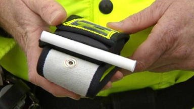 Drink drive crackdown