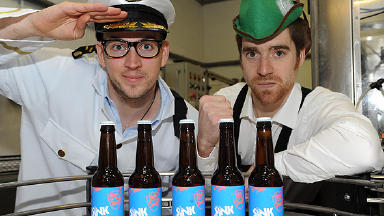 World's Strongest Beer: Brewdog in booze war