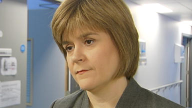 Nicola Sturgeon: Criticised for writing letter.