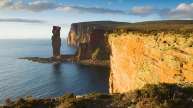 Orkney: Children living on island have best quality of life.