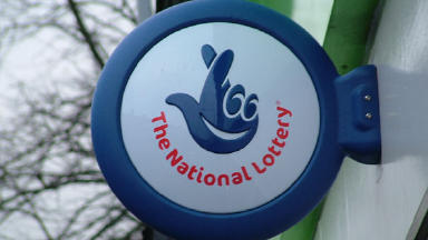 National Lottery: Time up for winner.