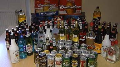 Alcohol deliveries: Groups selling drink out with legal licensing hours.