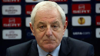 Walter Smith has no insight into Whyte's takeover