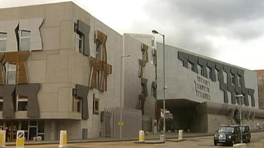 Holyrood: Unions plan to protest outside Scottish Parliament.