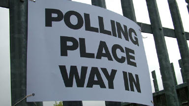 Polling place: Voters finally get their say