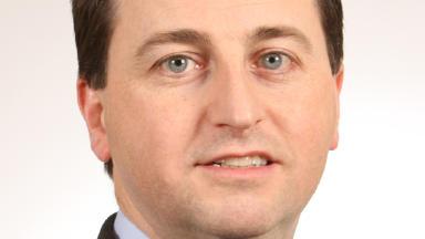 Scottish Labour's Douglas Alexander, MP for Paisley and Renfrewshire South.
