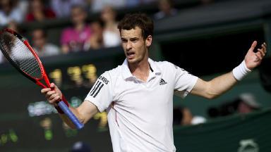 Andy Murray: aiming to win Wimbledon.